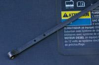 Transmission dipstick Automatic transmission