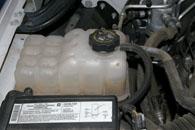 Coolant Reservoir Auto