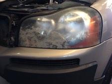 headlamp lighting system problems