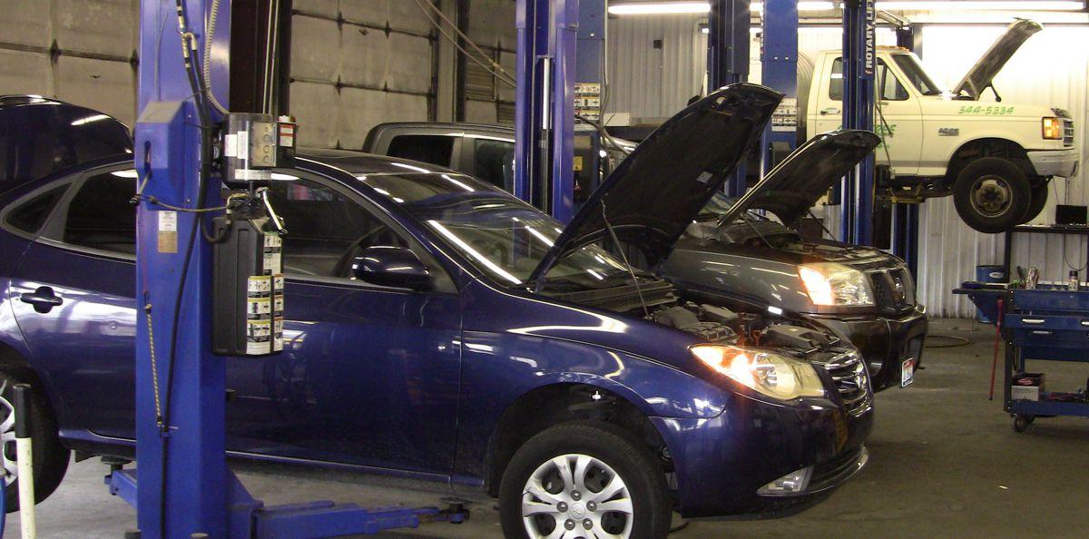 auto service repair