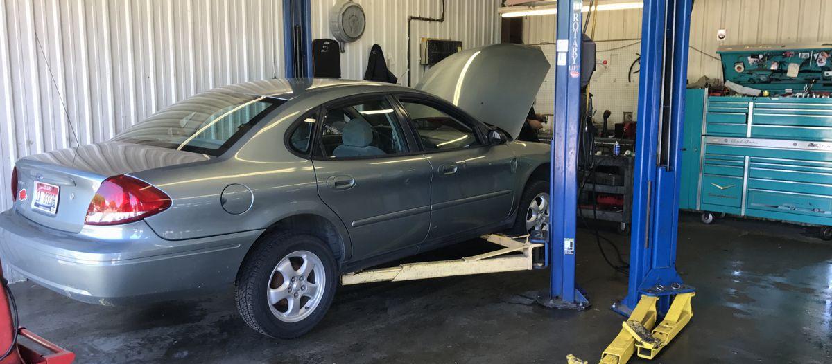 automotive maintenance Boise