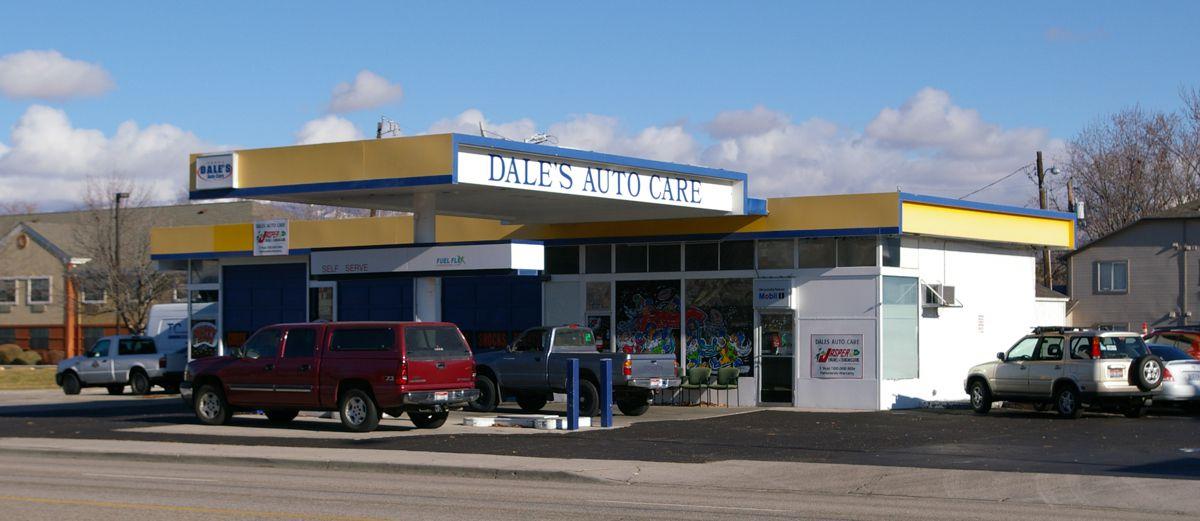 contact Dale's Auto