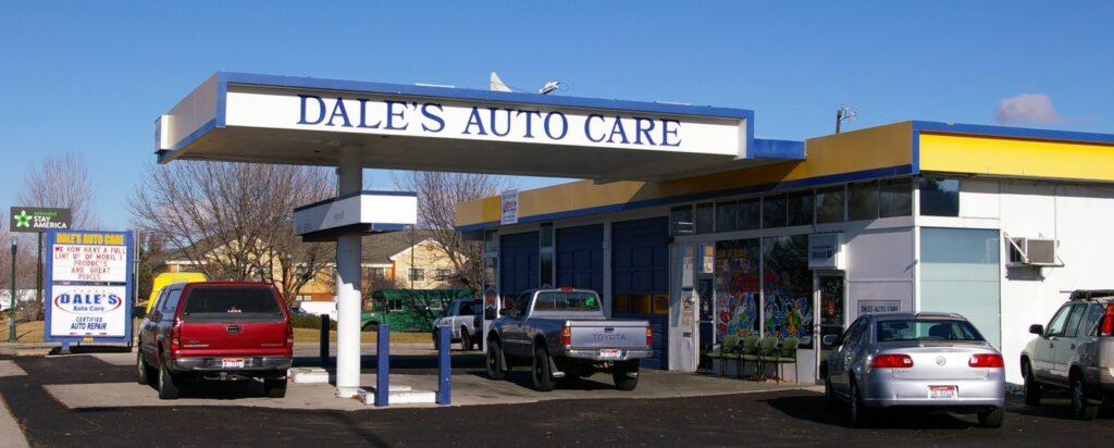 car repair boise dales